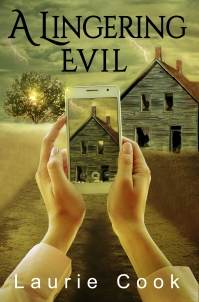 6 9 Print Book Front Cover For A Lingering Evil